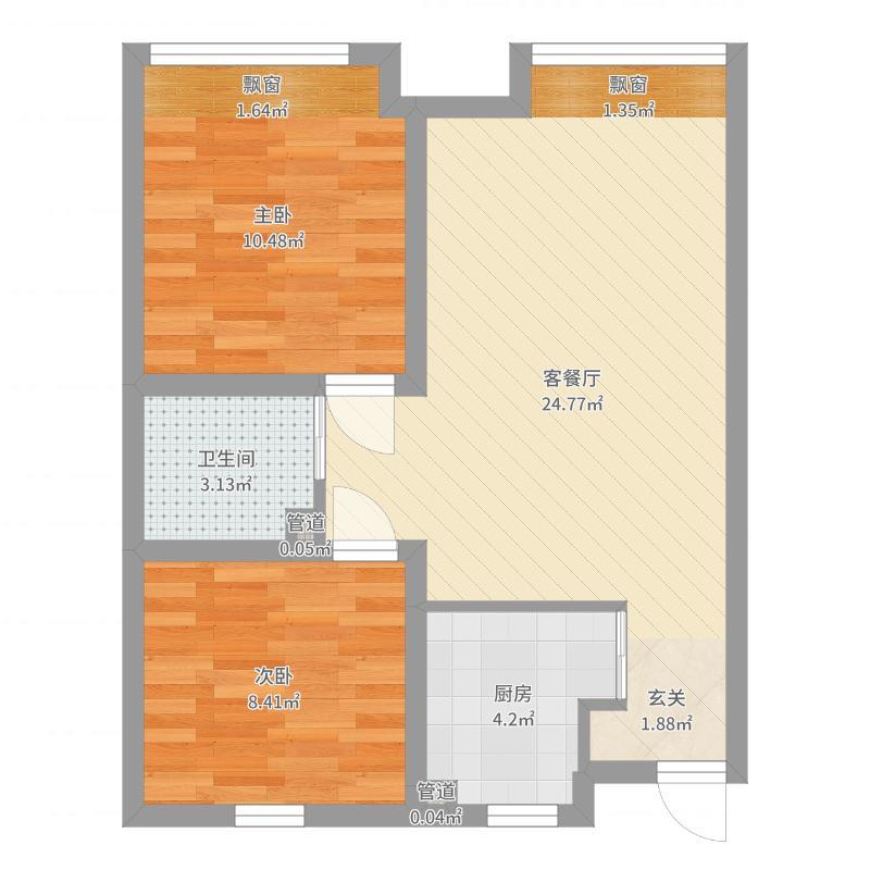 沈阳_万锦香樟树_2017-08-23-2304户型图