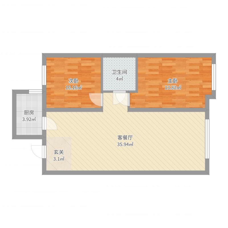 唐山_中建城_2017-08-23-0902户型图