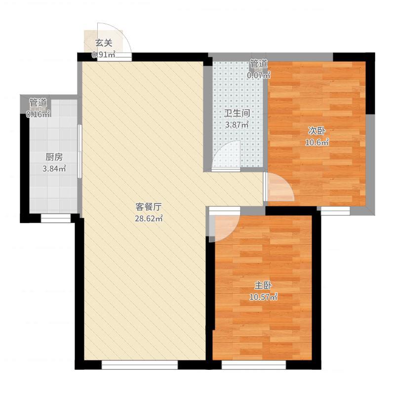 青福新城平面图-副本-副本户型图