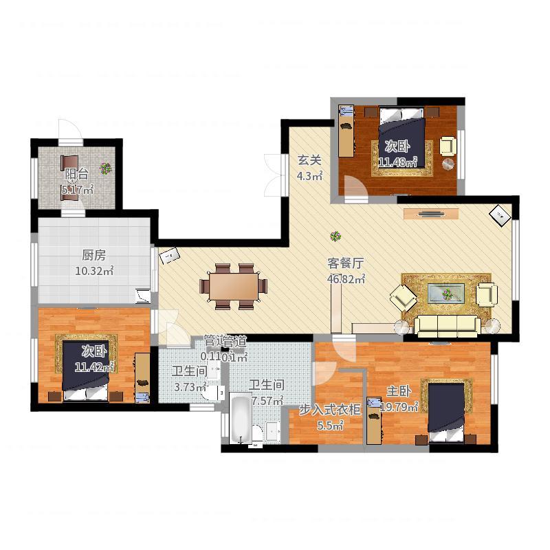 0454街区-副本户型图