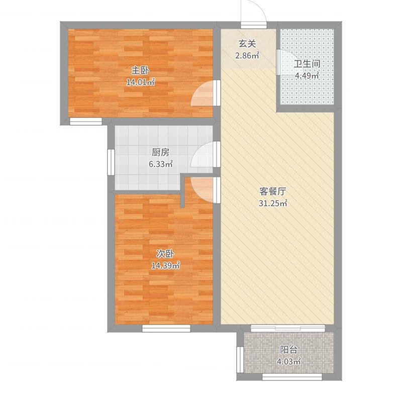 衡水_丽景福苑_2017-09-18-1542户型图