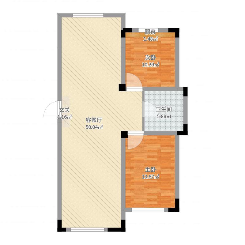 阜新_玉品_2017-09-19-0935户型图
