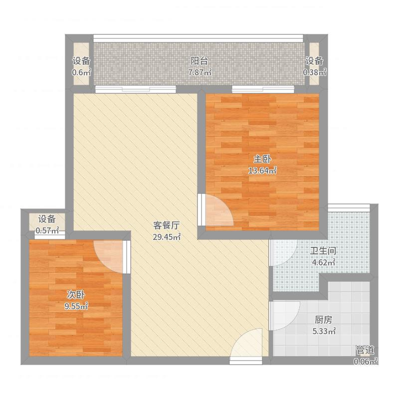 金狮薇尼诗花园金狮薇尼诗花园罗马苑户型4户型10室-副本户型图