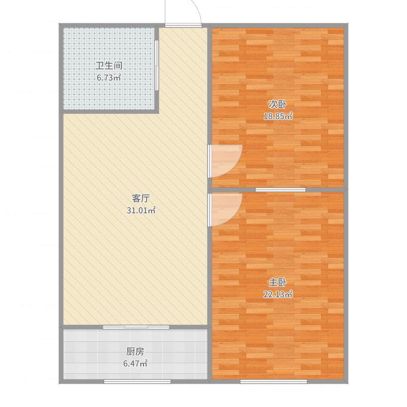 鼎新公寓户型图户型图