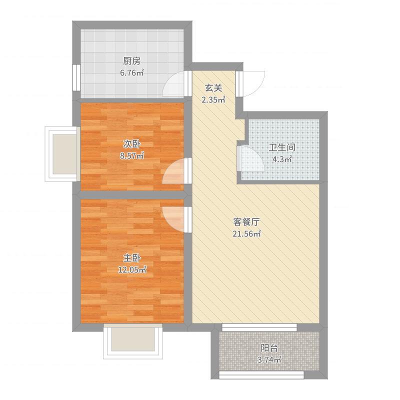 天津_东亚风尚国际_2017-09-20-1724户型图