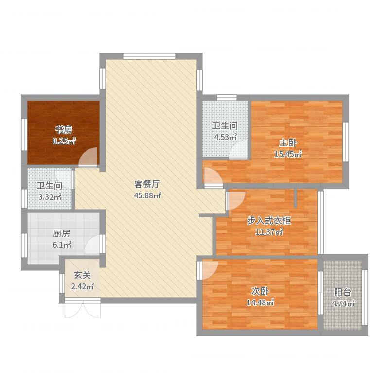 常州_金峰新城_2017-09-20-1610户型图