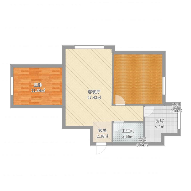 锦州_保利・陶然居_2017-09-20-2123户型图