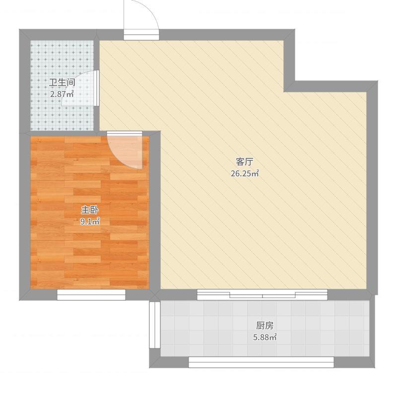 哈尔滨_海富臻园_2017-09-21-0744户型图