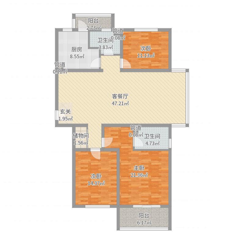 常州_京城豪苑_2017-09-21-1917户型图