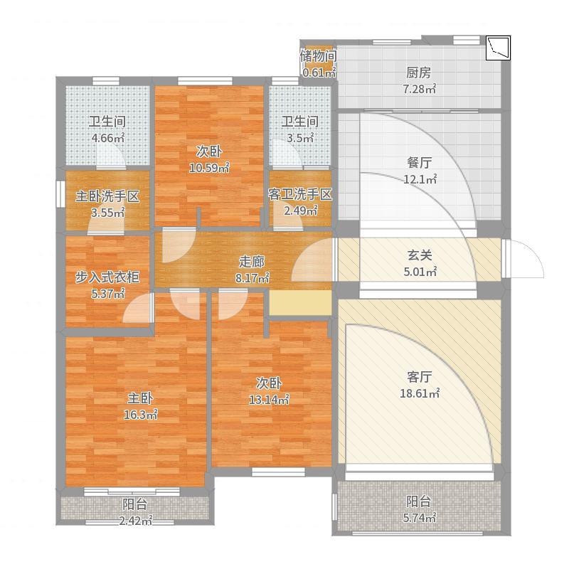 大连_普罗旺斯3期_2017-09-20-0930-副本户型图