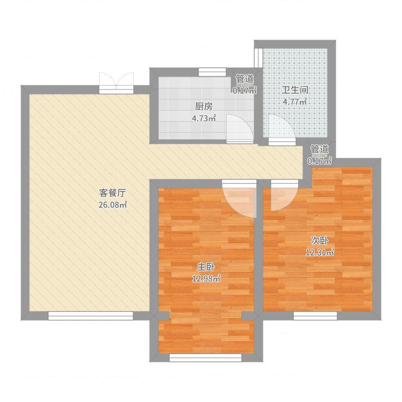 天津_梧桐公社_2017-09-22-1402户型图