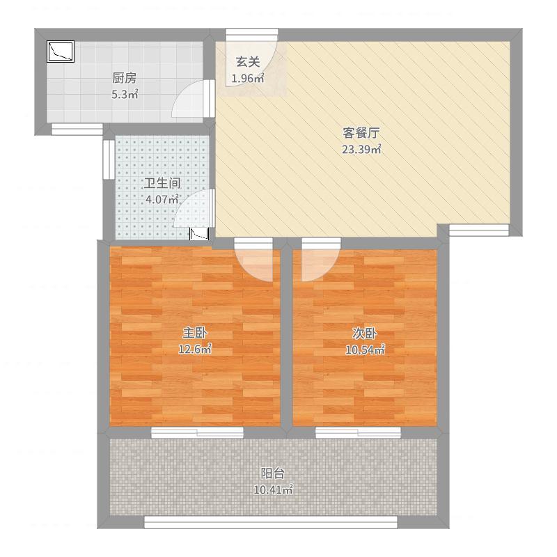 徐州_南郊中茵城_2017-09-22-1556户型图