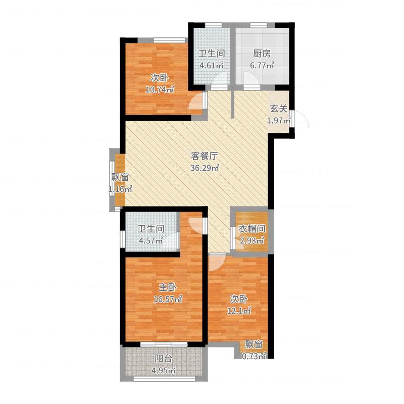 连云港_御景龙湾三期_2017-09-23-1503户型图