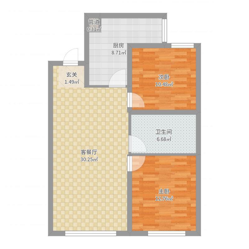 哈尔滨_永泰城_2017-09-23-1510户型图