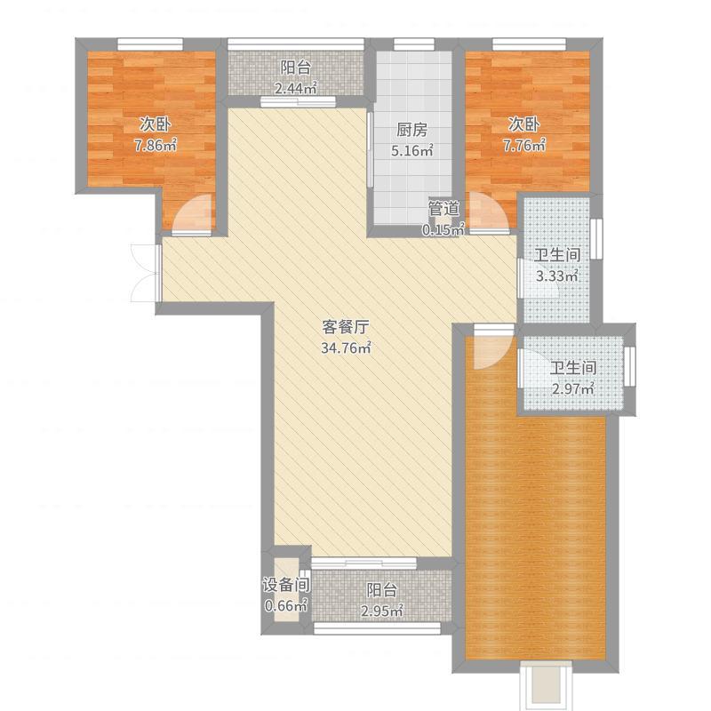 石家庄_北郡_2017-09-23-1517户型图