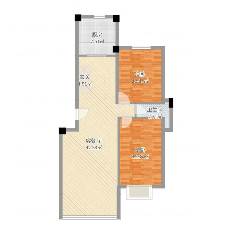 锦州_南郡天下・御园_2017-09-23-0934户型图