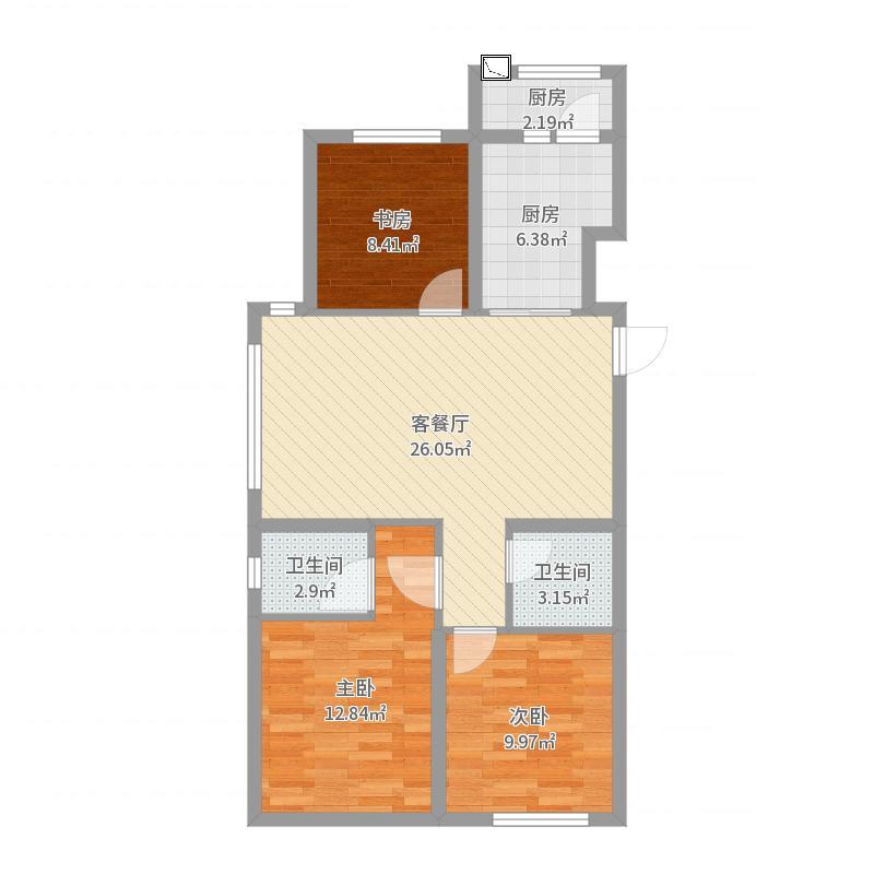 哈尔滨_永泰城_2017-09-24-0248户型图