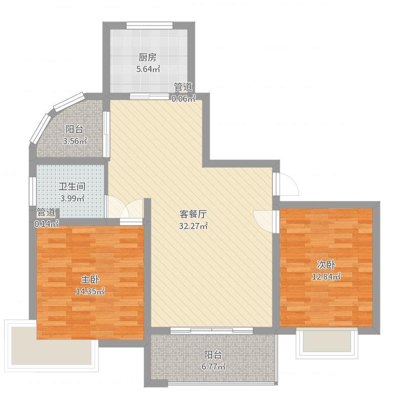 紫金花园户型图