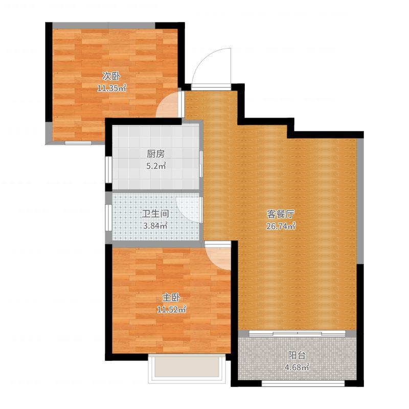 苏州_首开常青藤_2017-09-24-1442户型图