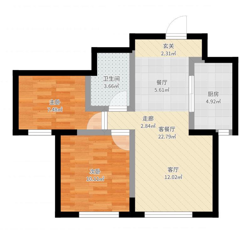 大连_福佳新城_2017-09-24-1414户型图