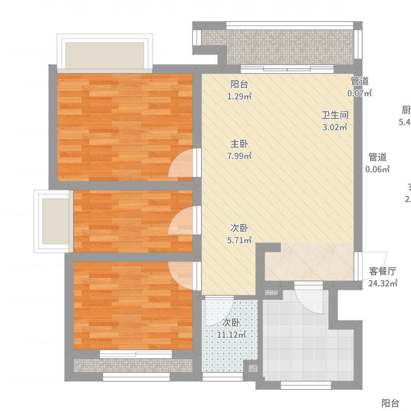 上海_象屿上海年华_2017-09-21-1551户型图