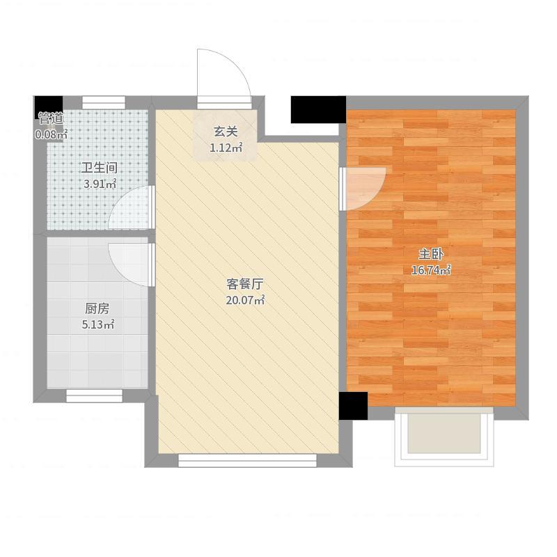 丹东_公寓_2017-09-25-0807户型图