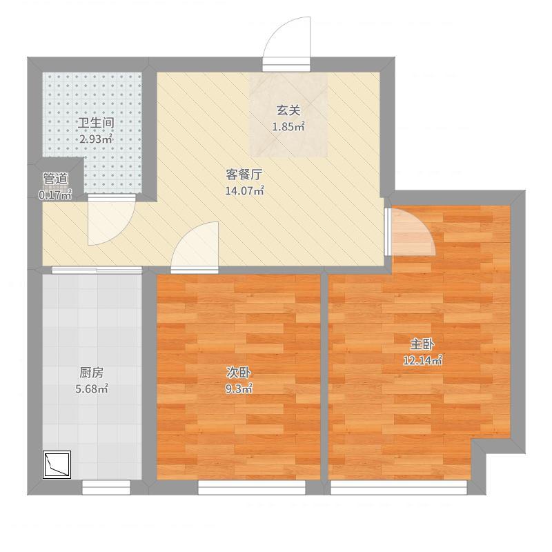 沈阳_东亚・翰林世家_2017-09-25-1328户型图