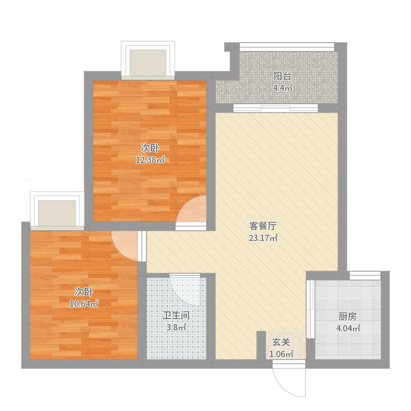 廊坊_力宝国际_2017-09-25-2156户型图