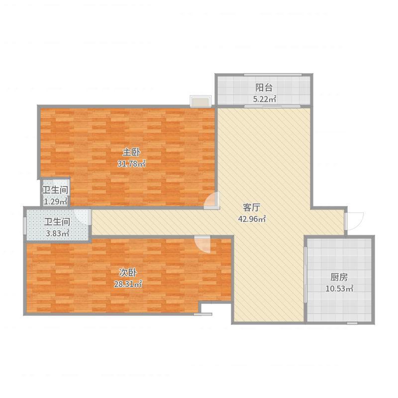 堰新家园户型图