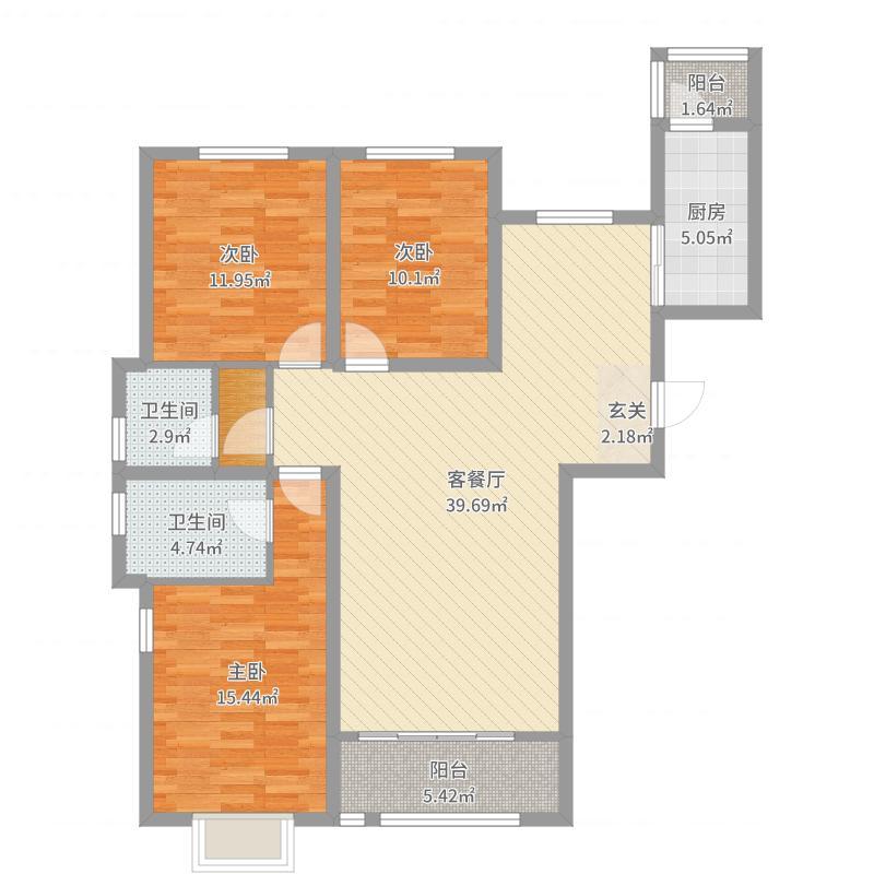 邢台_锦绣鹏城_2017-10-16-1858户型图
