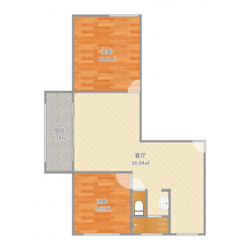 上海_江杨家园_2017-10-17-0901户型图