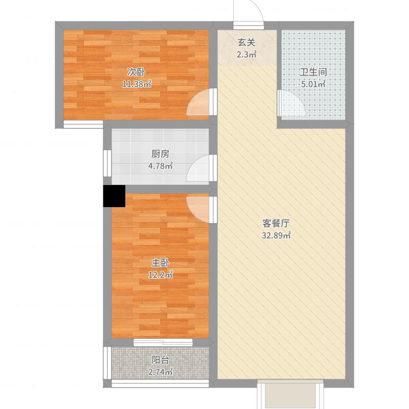 石家庄_同祥城_2017-10-17-0915户型图