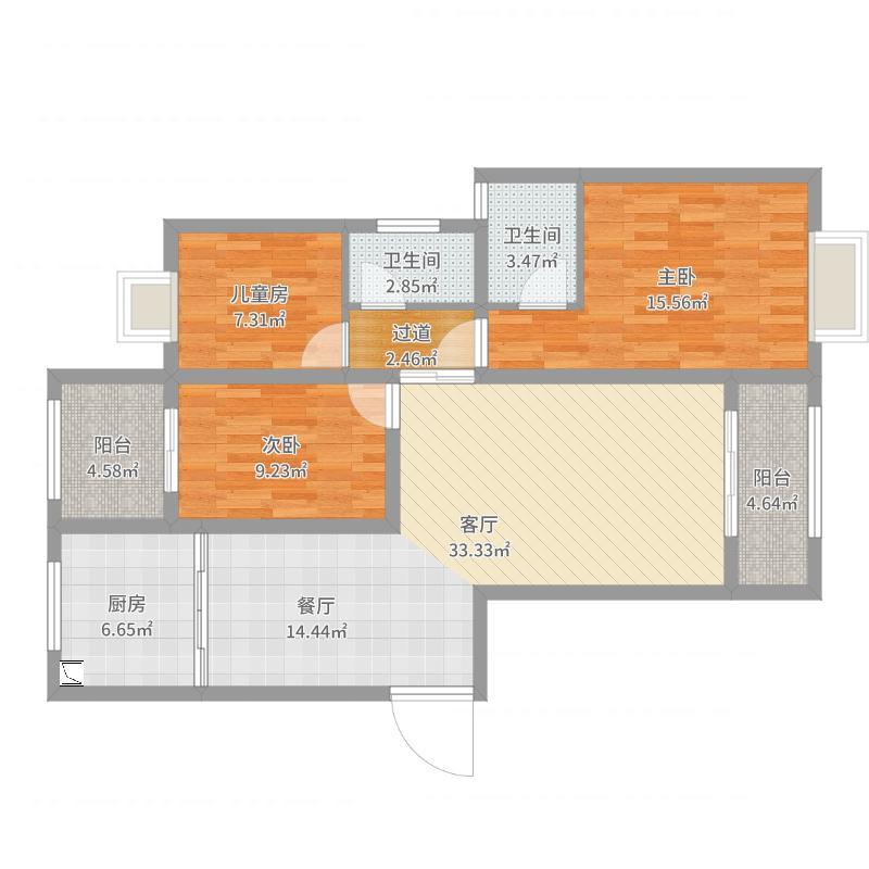 怀化_溆浦_2017-10-17-1227户型图