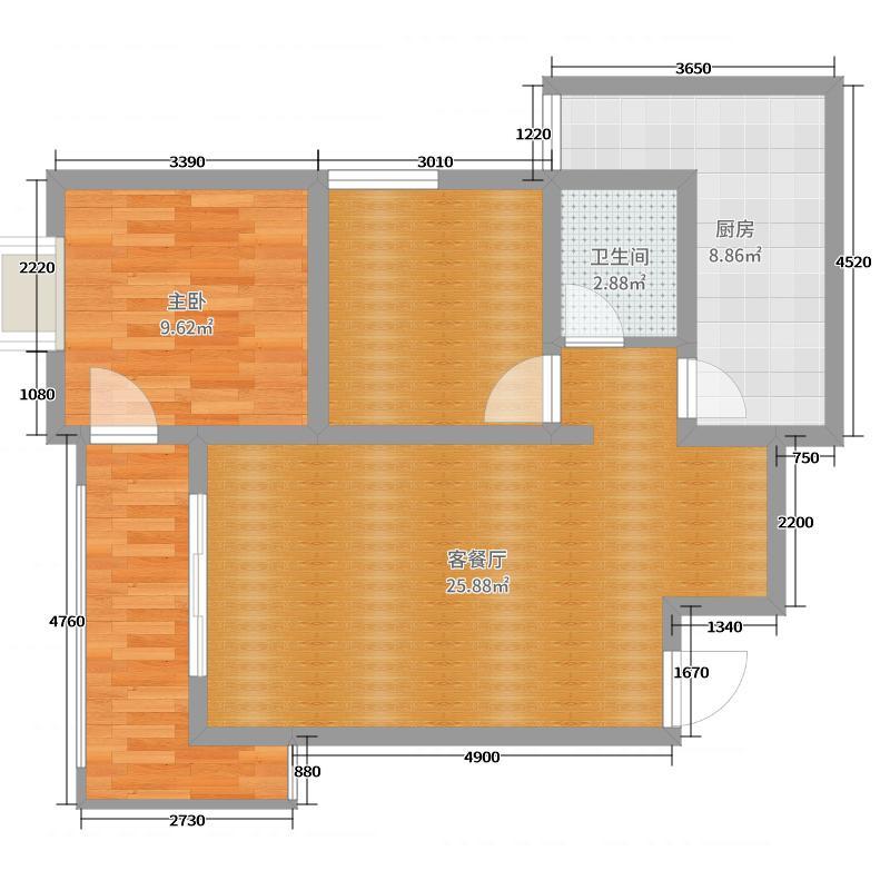 HAIS  XG (1)户型图