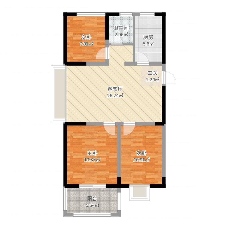 南京_万裕龙庭水岸_2017-10-17-1404户型图