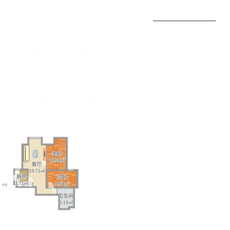 广安康馨家园户型图