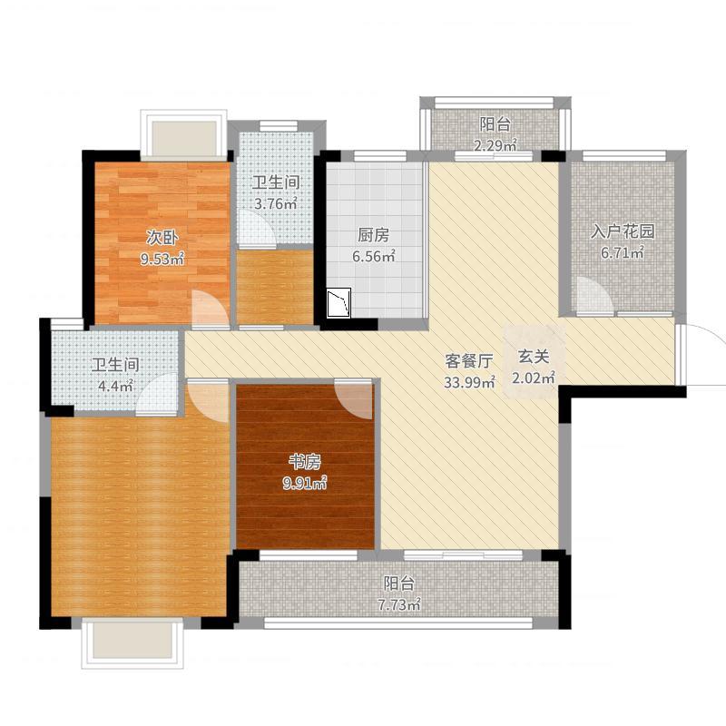 长沙_新地东方明珠_2017-10-17-1510户型图