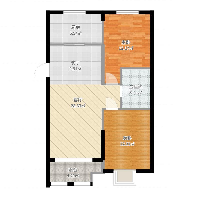 沈阳_名流印象_2017-10-17-1646户型图