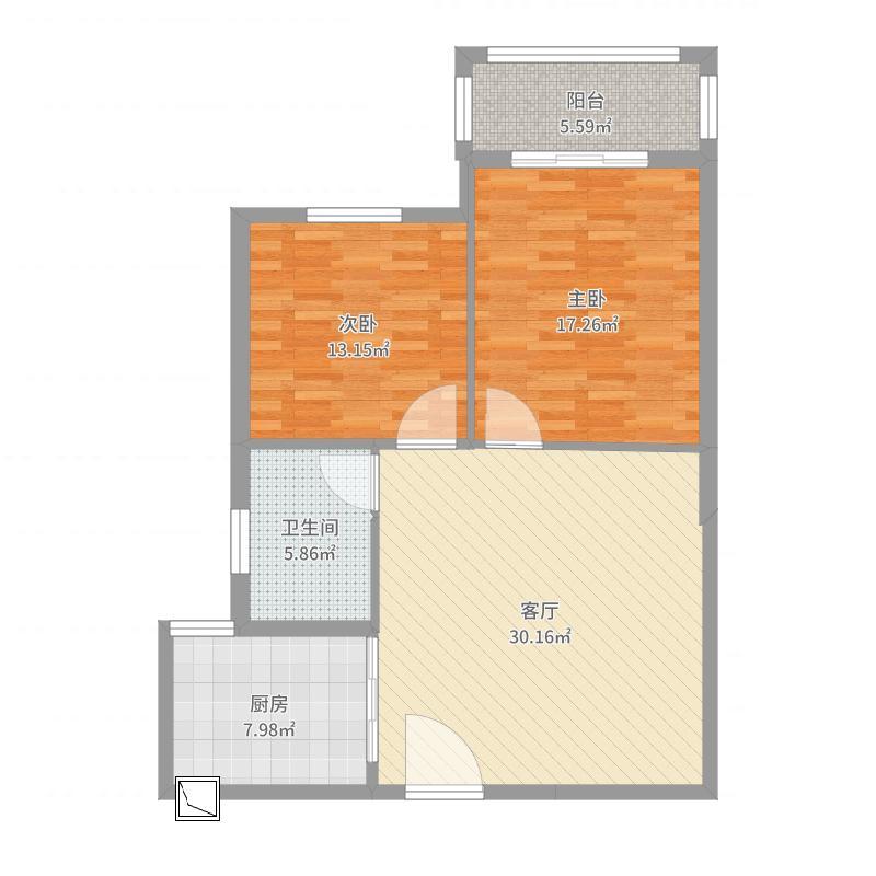 武汉_青馨居_2017-07-23-1828户型图