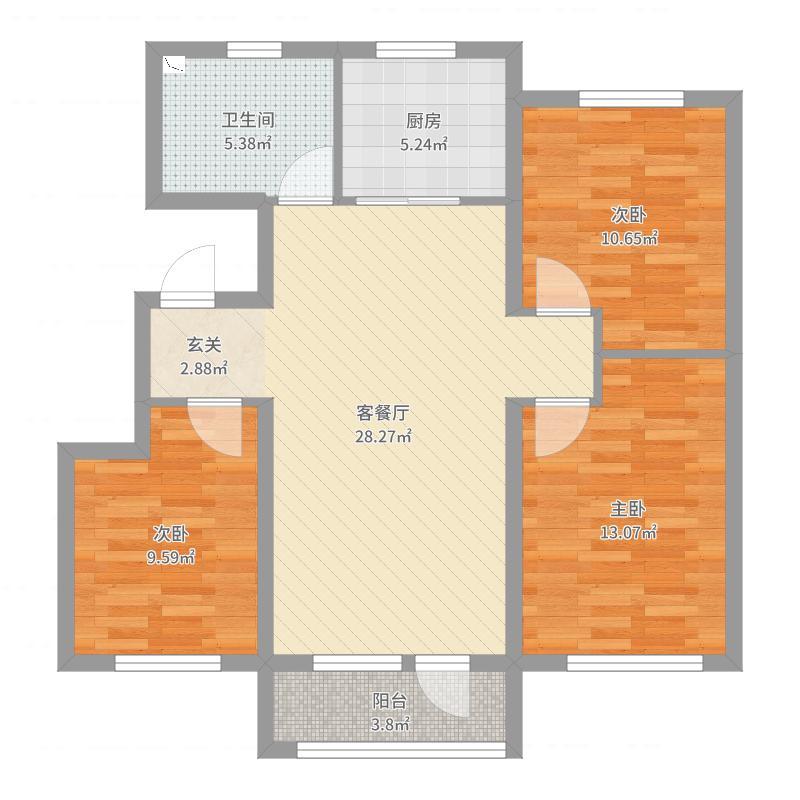 烟台_聚创新城_2017-10-17-1853户型图
