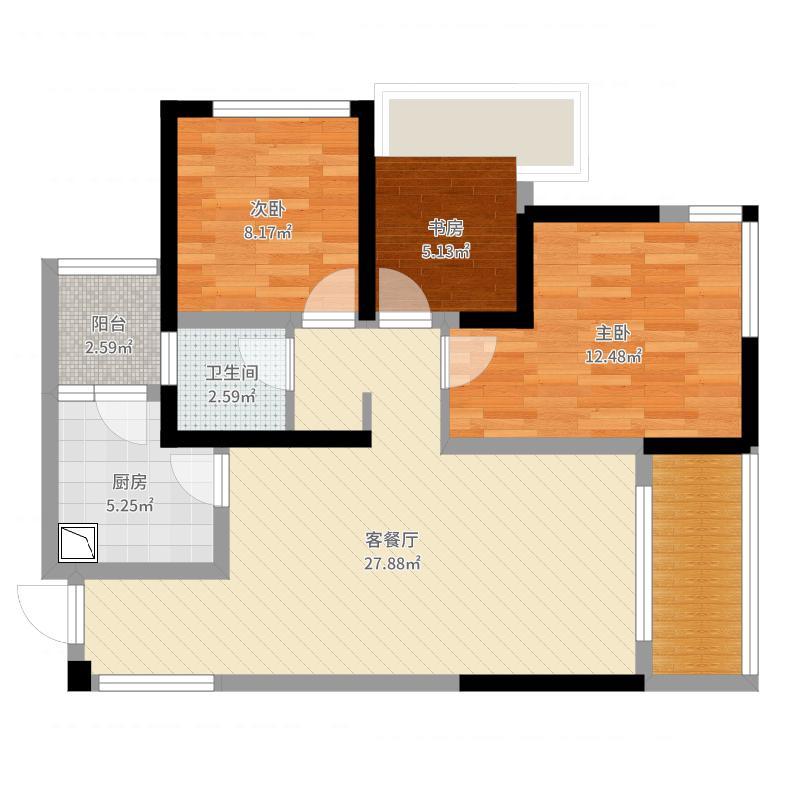 云  468-副本户型图