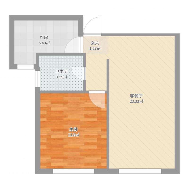 大连_金山花园_2017-10-09-1446-副本户型图