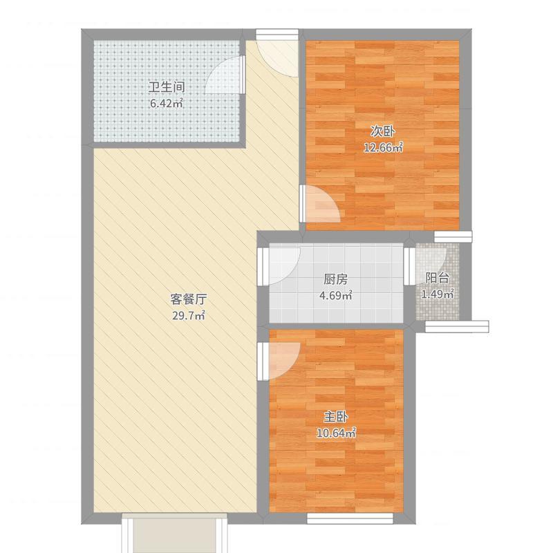 北京_东洲家园_2017-10-18-1354户型图