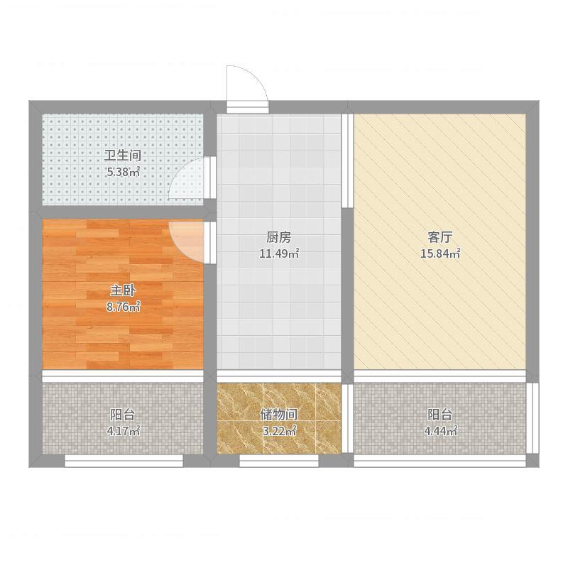 监狱住宅楼平面图户型图