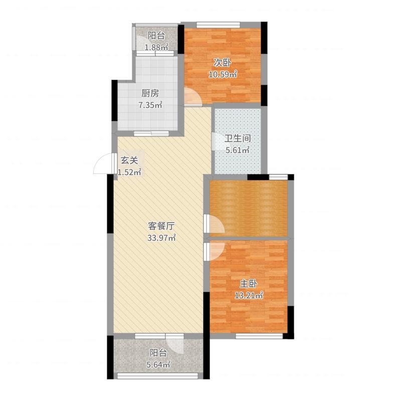 大连_招商兰溪谷_2017-10-18-1538户型图