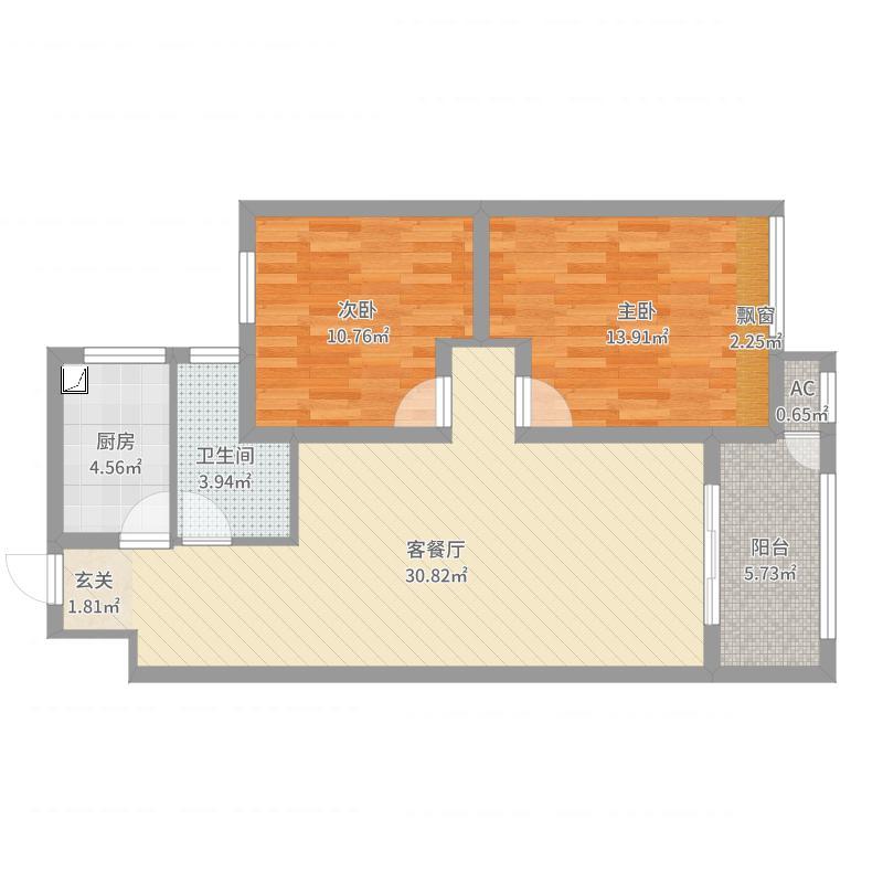 汉德・九洲城户型图