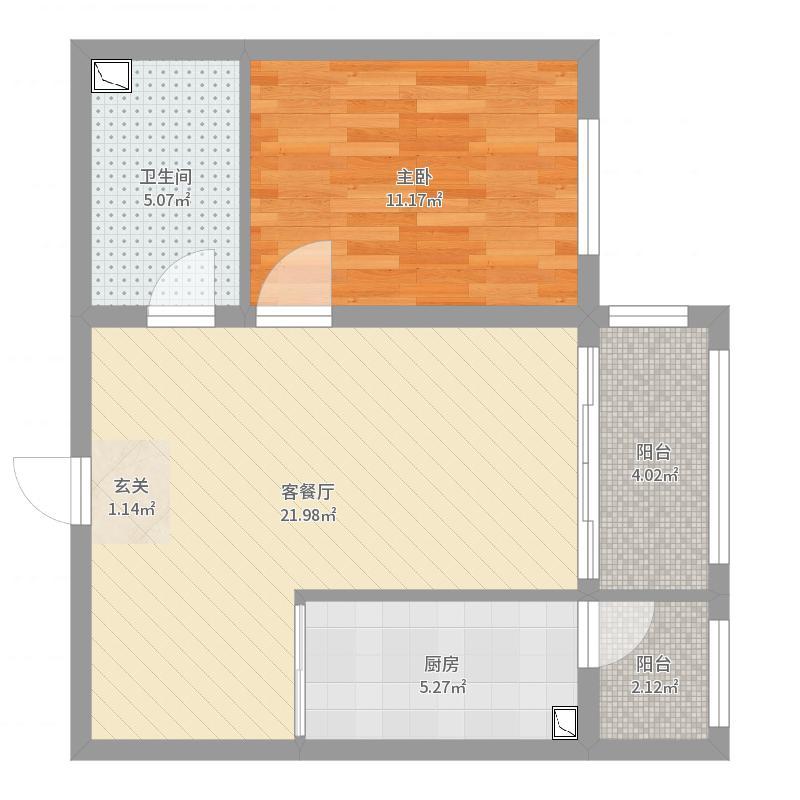 哈尔滨_松浦观江国际_2017-08-23-1138户型图