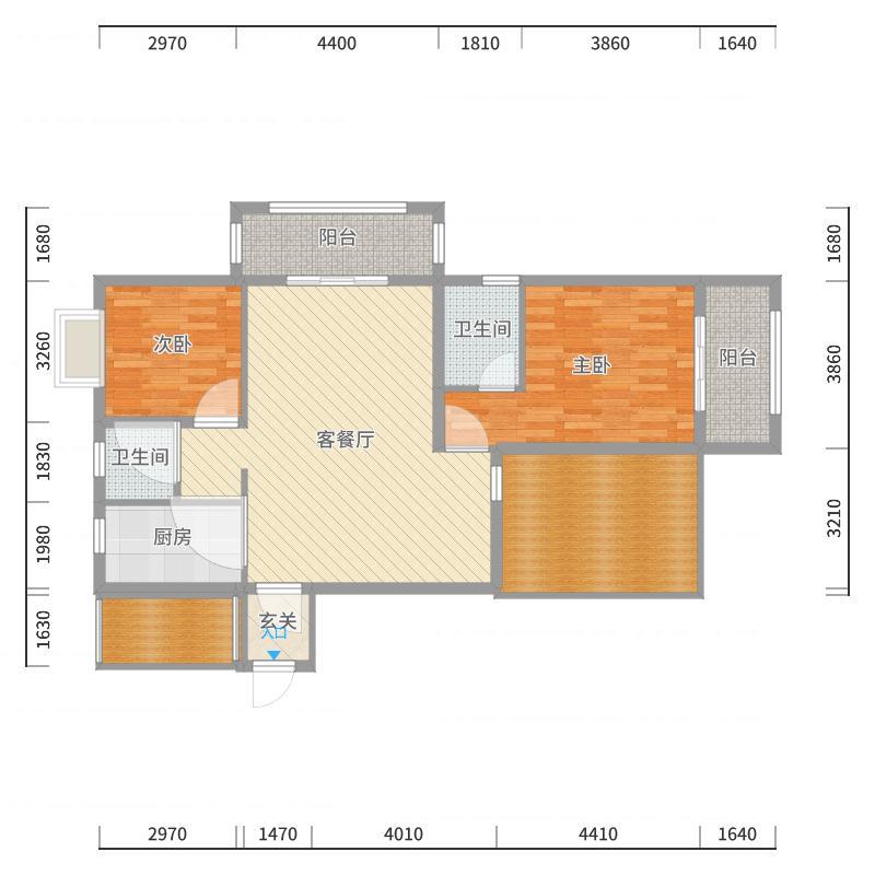 中建中央公园-副本户型图