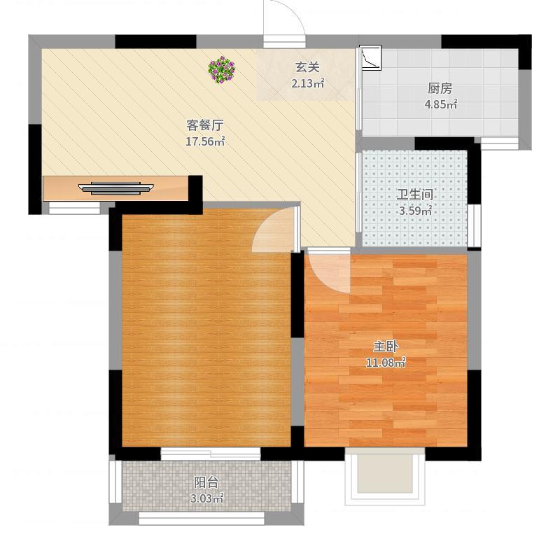 郑州_民安北郡_2017-10-18-2334户型图