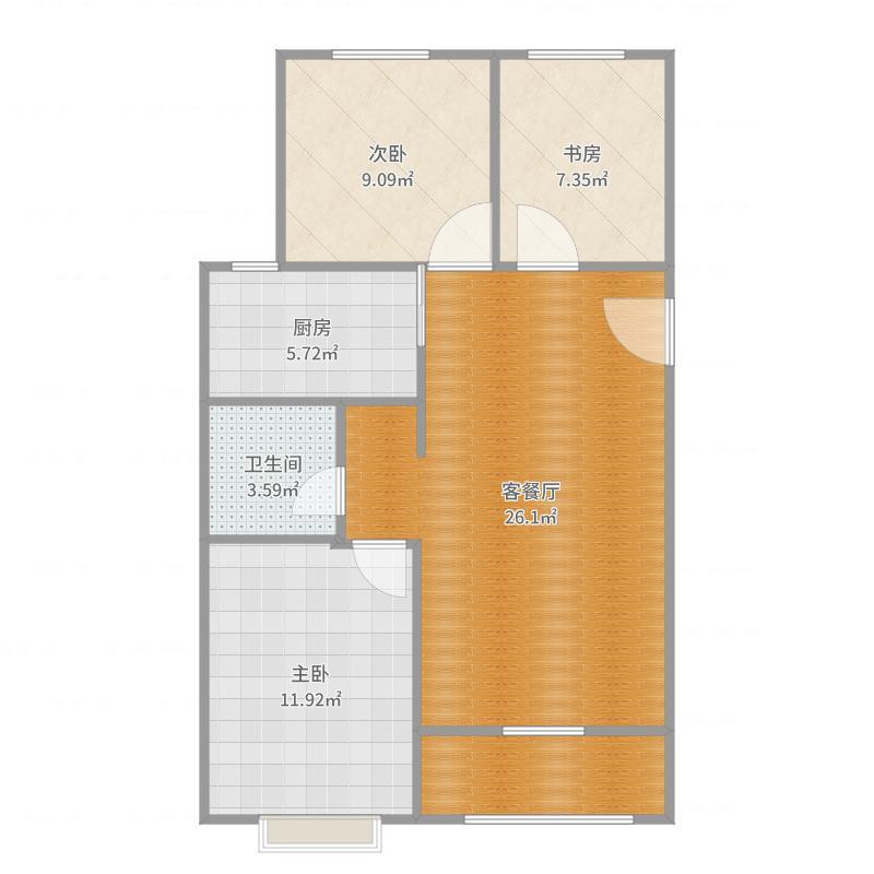 济南_万象新天_2017-10-19-1726户型图
